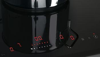 EKIP 12654-92 X fra GRAM® - Induktionskomfur med pyrolyse og Touch-Timer